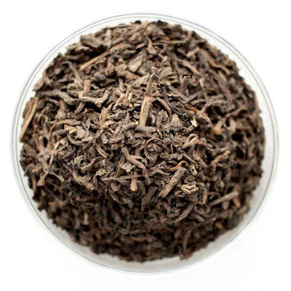 Satemwa mørk - fermenter te