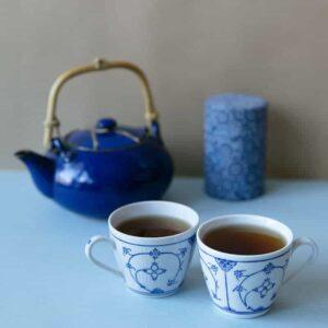 Himalaya dronning, sort te fra Nepal